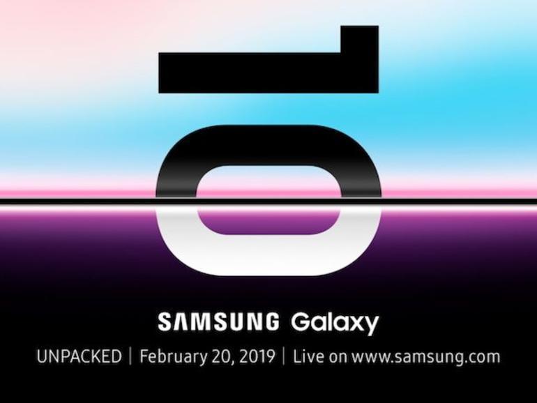 Einladung zum Galaxy-Event 2019