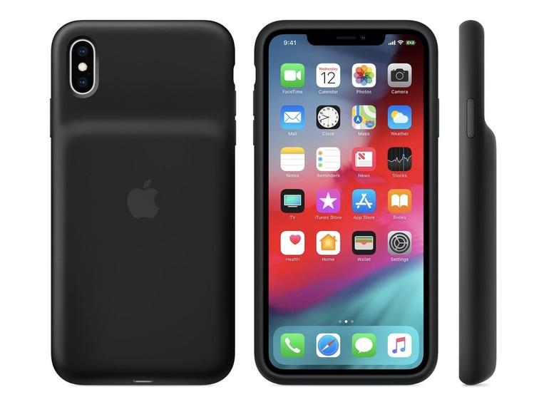 Apple bringt Akku-Hülle für iPhone XS/Max/XR mit Qi-Ladefunktion