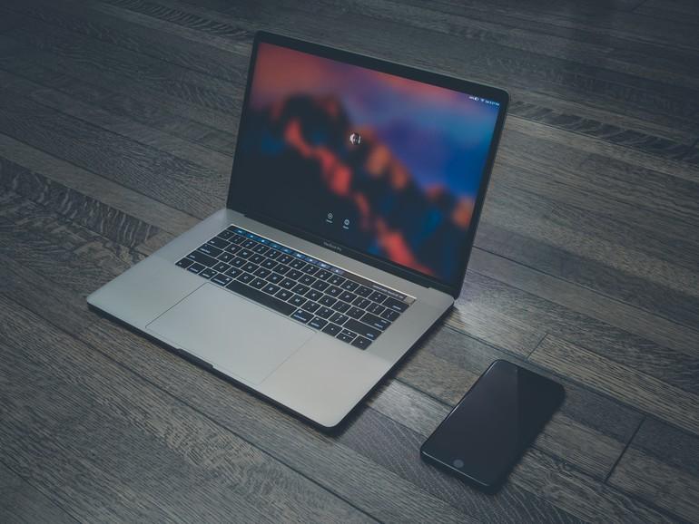 It's a feature, not a bug: Jede Taste schaltet MacBook Pro ein