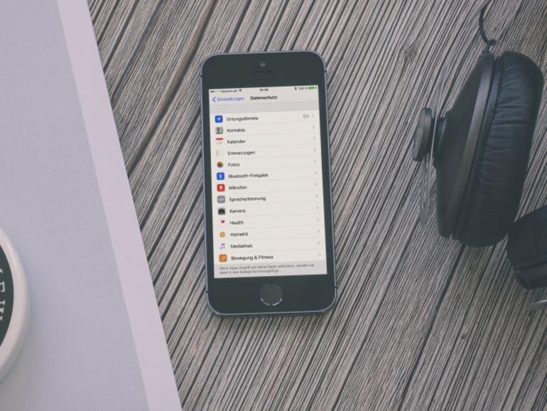 Apple soll DSGVO nicht vollständig erfüllen