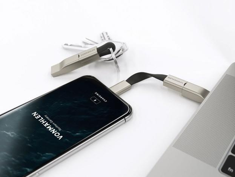 5-in-1-Ladekabel für Lightning, USB-C, USB und MicroUSB