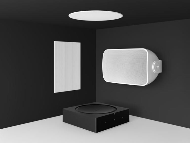 Sonos Amp hat einen Termin - Outdoor-Lautsprecher angekündigt