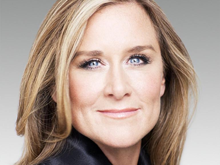 Apples Einzelhandelschefin Angela Ahrendts geht