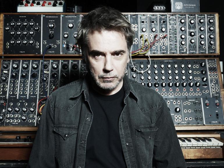 Arbeitet wie besessen an seinem musikalischen Lebenswerk: Klangarchitekt Jean-Michel Jarre.