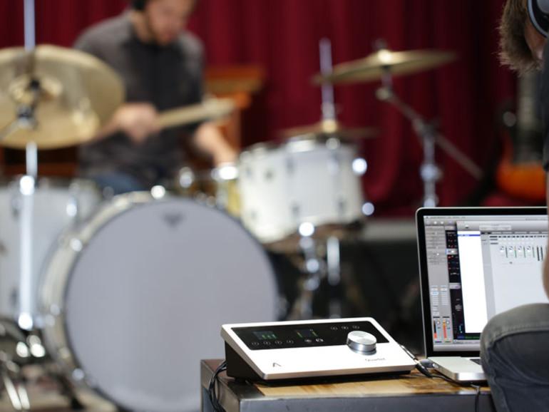 Audio-Zubehör wie dieses von Apogee, scheint Probleme mit Apples T2-Chip zu haben