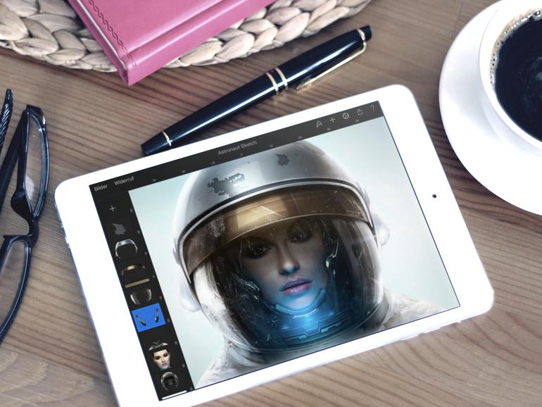 Pixelmator für iOS jetzt optimiert für neues iPad Pro
