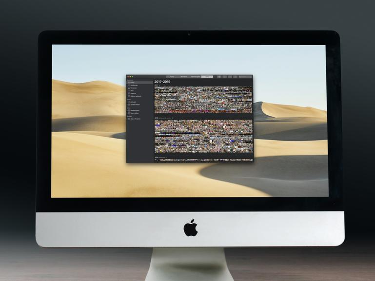 Fotos-App am Mac im Überblick