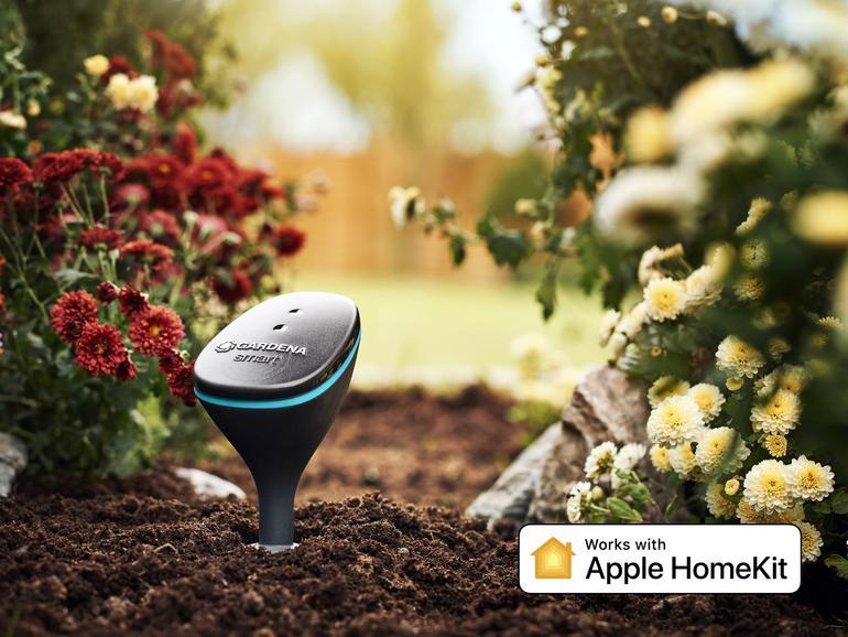 Gardena Smart System ab sofort fit für HomeKit