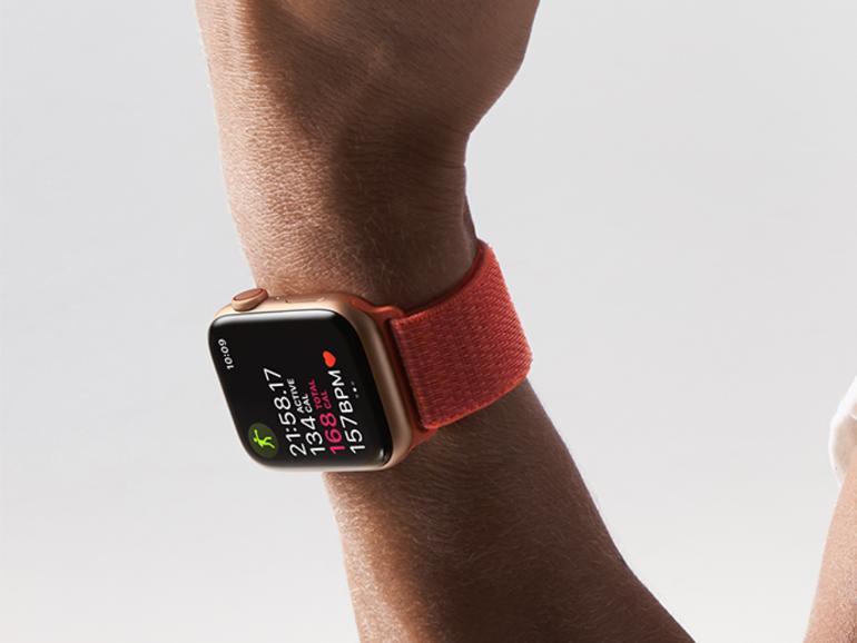 Die Apple Watch vertut sich manchmal bei der Interpretation der Bewegung