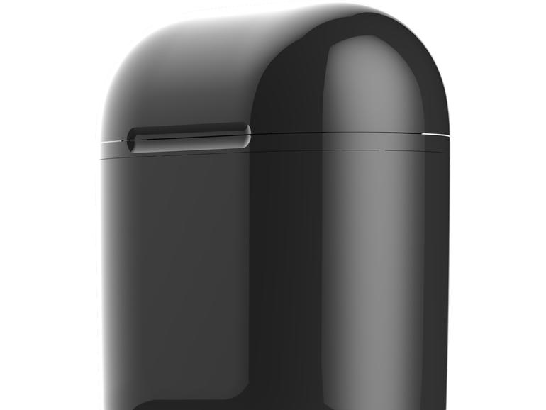hardwrk Wireless Charging Case in Schwarz