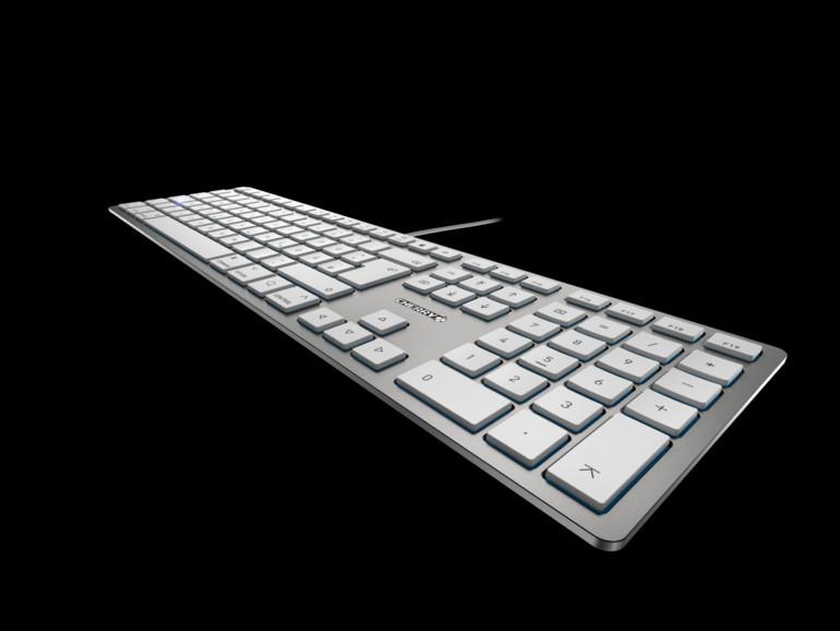 Schickes Design-Keyboard für den Mac angekündigt
