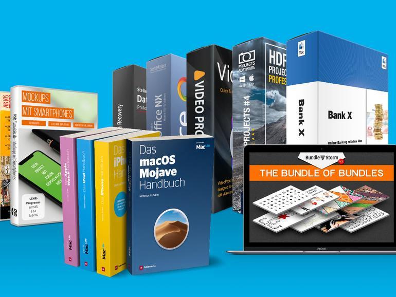 Viele Goodies für Ihren Mac