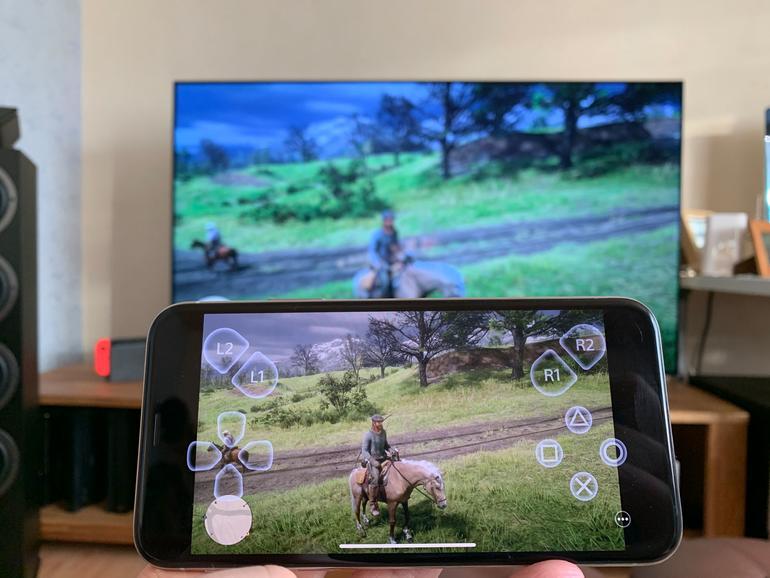 Remote Play erklärt: So spielen Sie PS4-Spiele auf dem iPhone