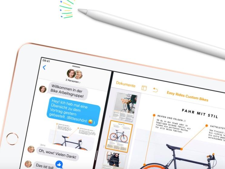 iPad der 7. Generation soll wie das vorhergehende aussehen