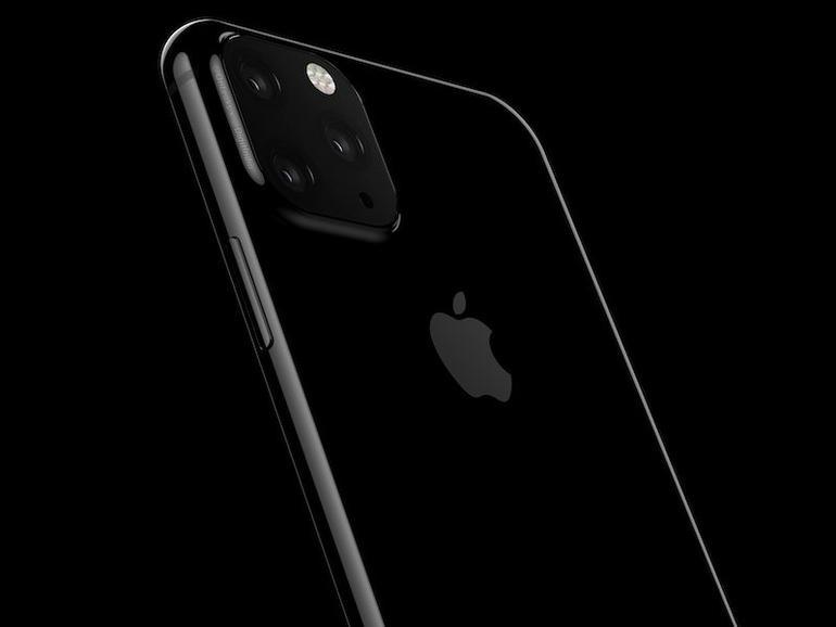 iPhone 2019 soll quadratische Kamera-Aussparung bekommen
