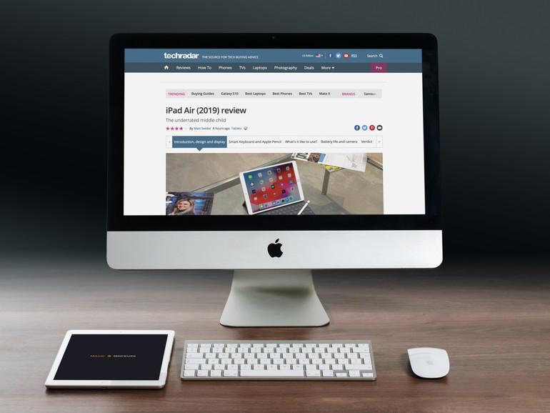 iPad Air 3 im Test bei Techradar