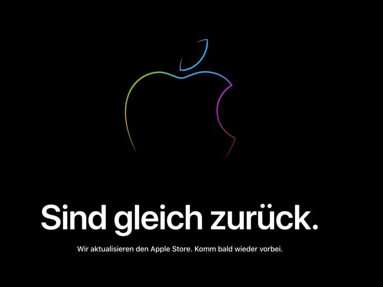 Apple Store ist offline: Kommen heute neue iPads und ein Update für den iMac?