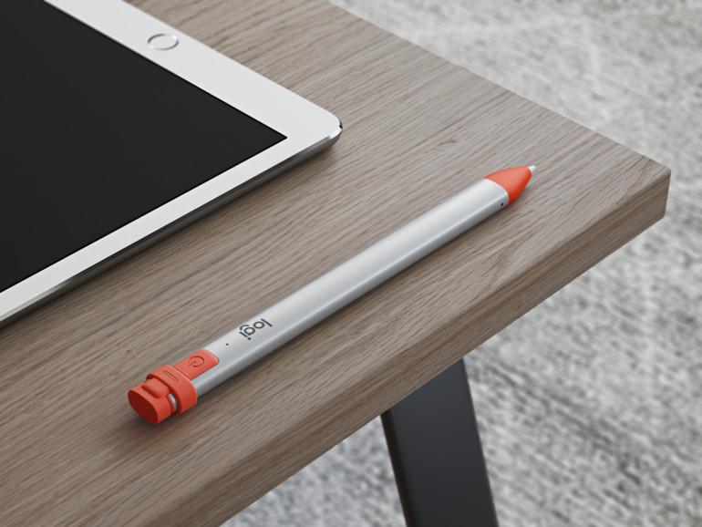 Günstiger als der Apple Pencil: Logitech Crayon zu iPad Air 2019 und iPad mini 2019 kompatibel