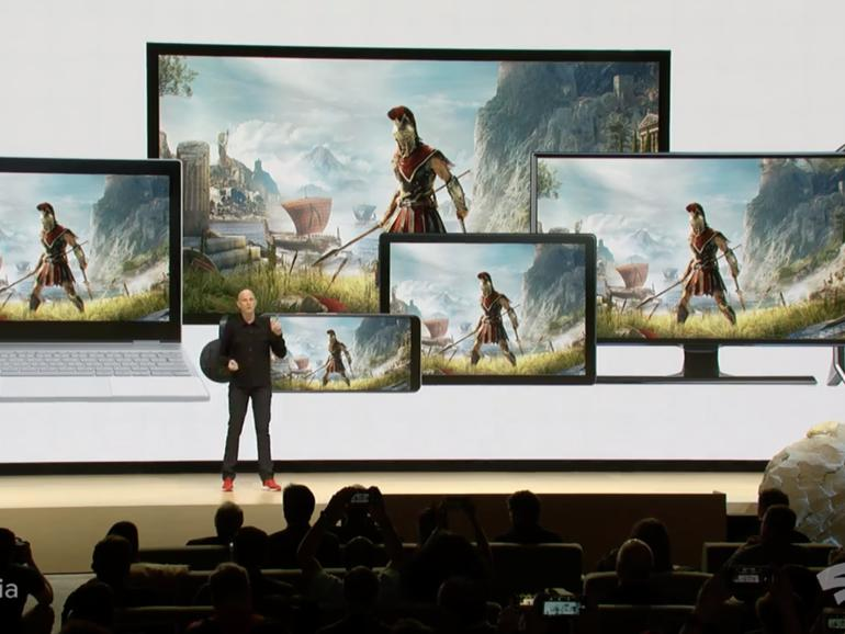 Stadia: Google stellt Cloud-Spieleplattform vor - keine neue Hardware notwendig