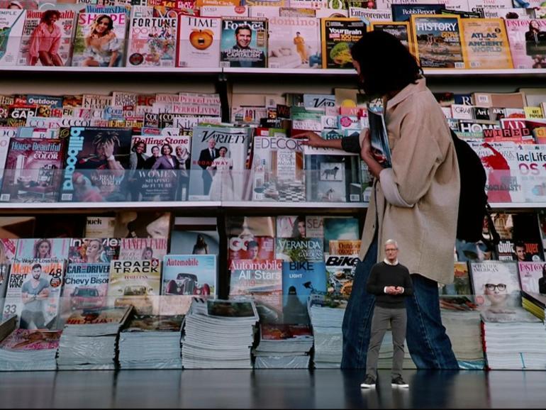 Zeitungen und Magazine jetzt auch bei Apple im Abo mit Apple News+