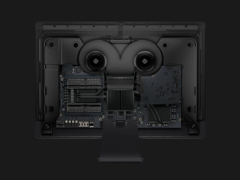 iMac Pro: Konfiguration mit 256 GB RAM nur bei Bestellung möglich