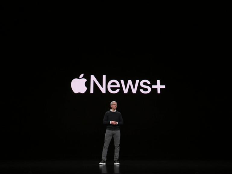 Der neue Service heißt Apple News+