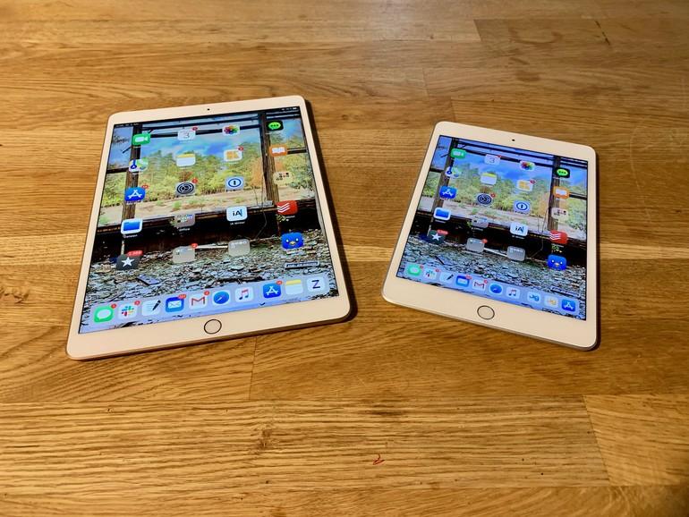 Wer sein iPad auch produktiv nutzen möchte, dem wir das iPad mini nicht ausreichen. Ist das Multi-iPad-Leben unausweichlich?