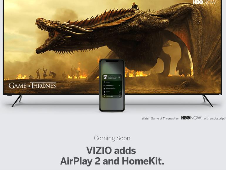 AirPlay 2: Erster TV-Hersteller stellt Update bereit