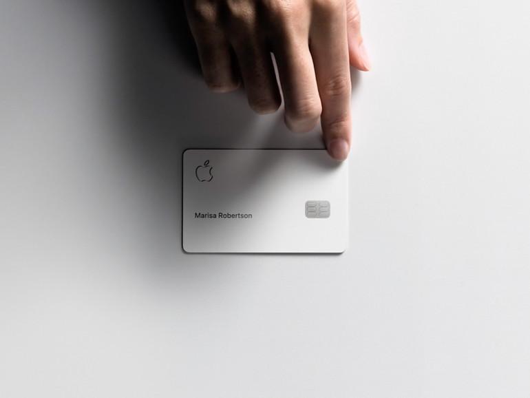 Apple setzt auf eine neue Schriftart für die Apple Card