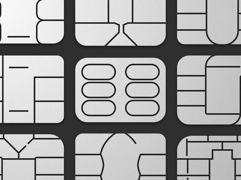 Die Apple Card bekommt ein eigenes, neues Chipdesign