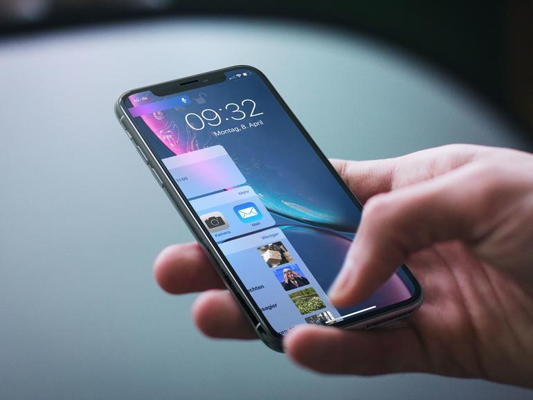 iPhone-Sicherheit: So deaktivieren Sie die Heute-Ansicht auf dem Sperrbildschirm