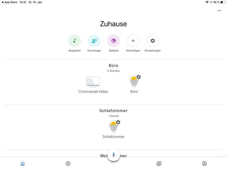 Siris Erben 1: Smartlautsprecher 2019 mit Google Assistant