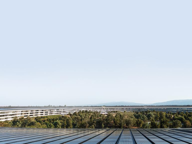 Apple gibt 2,5 Milliarden US-Dollar für die Umwelt aus