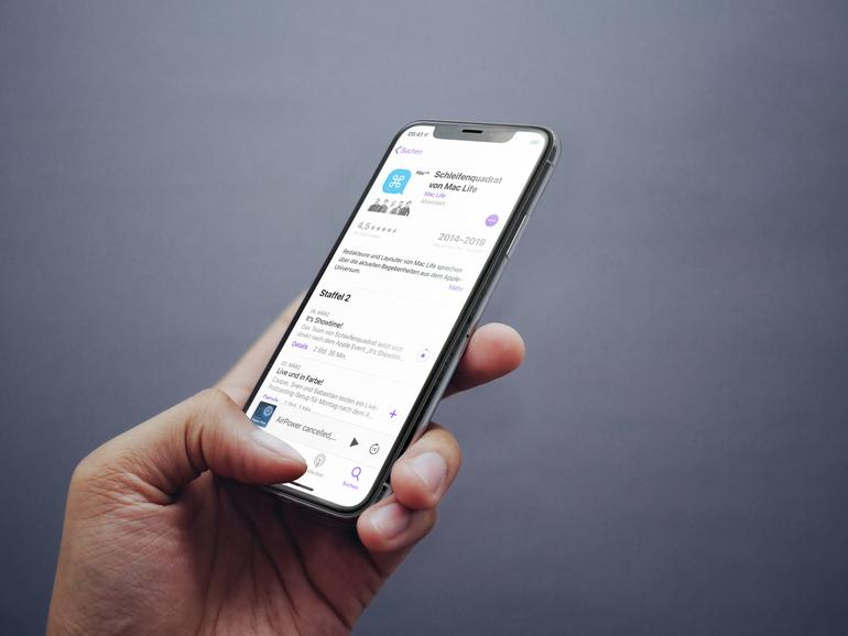 Apple Podcasts: Wiedergabe nun auch auf der Website möglich