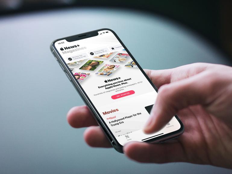 Für Apple News+: Apple soll fast eine halbe Milliarde US-Dollar für Texture gezahlt haben