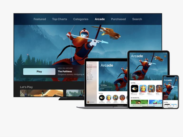 Apple Arcade: Gibt Apple eine halbe Milliarde US-Dollar für die Spieleentwicklung aus?