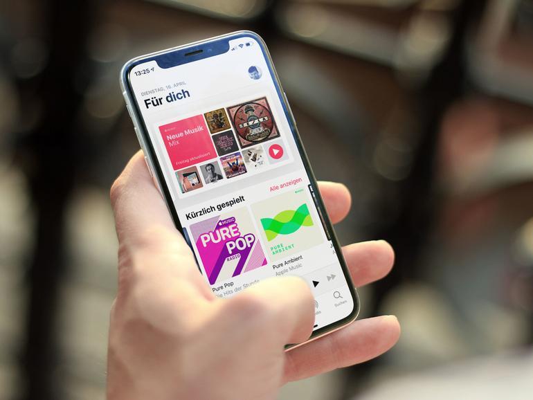 """Apple Music: """"Für dich""""-Tab mit interessanten Neuerungen"""
