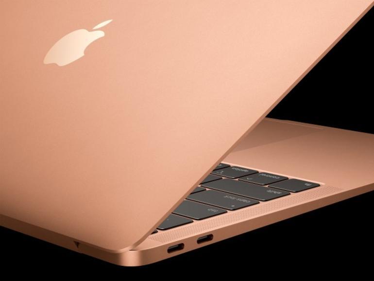 macOS 10.14.4 macht das MacBook Air heller