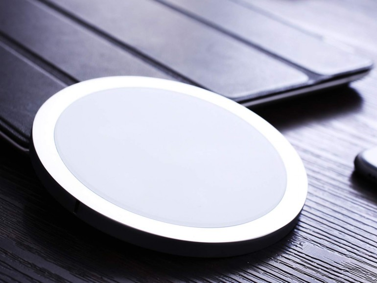 Hardwrk Wireless Charger Single