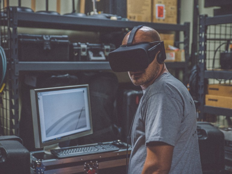 Wird die virtuelle Realität das nächste große Ding?