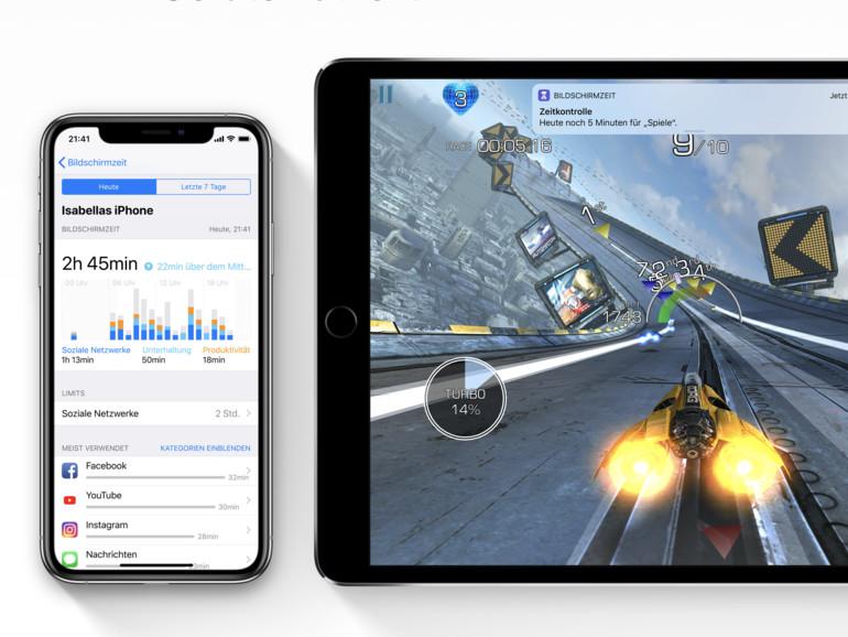 Apple bezieht Stellung zu den Kindersicherungs-Apps