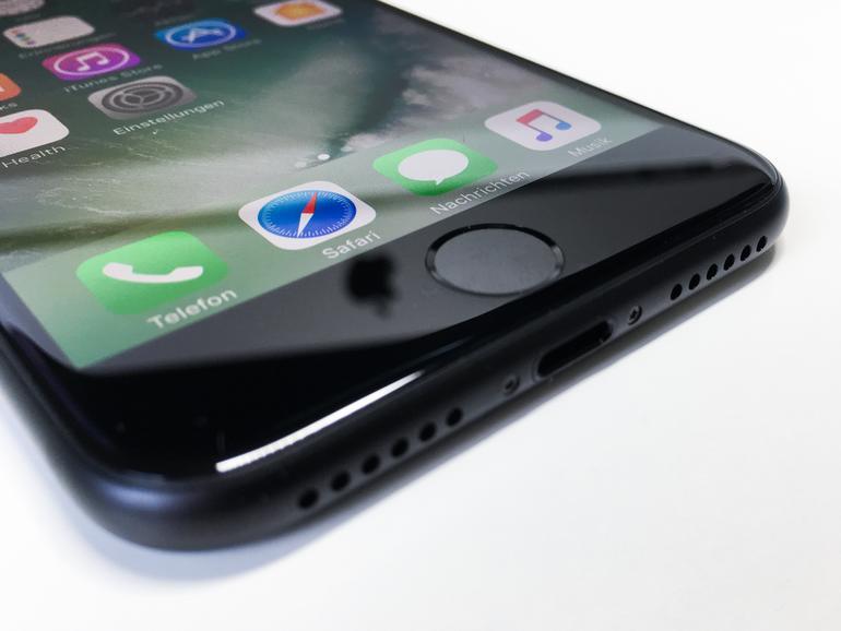 Lightning-Anschluss am iPhone 7