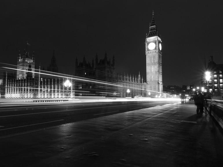 Elizabeth Tower in London