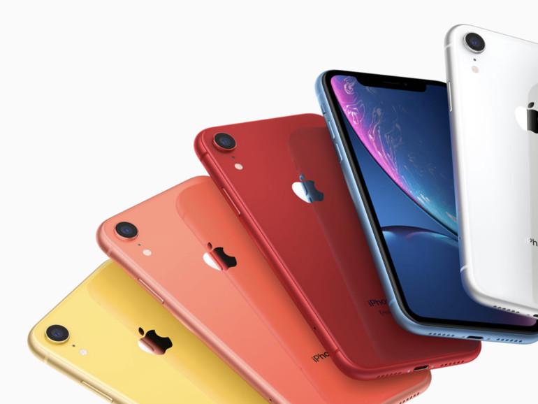 Neue Farben für das iPhone XR: Grün und Lavendel zeigt sich auf Renderaufnahmen und… Scherben