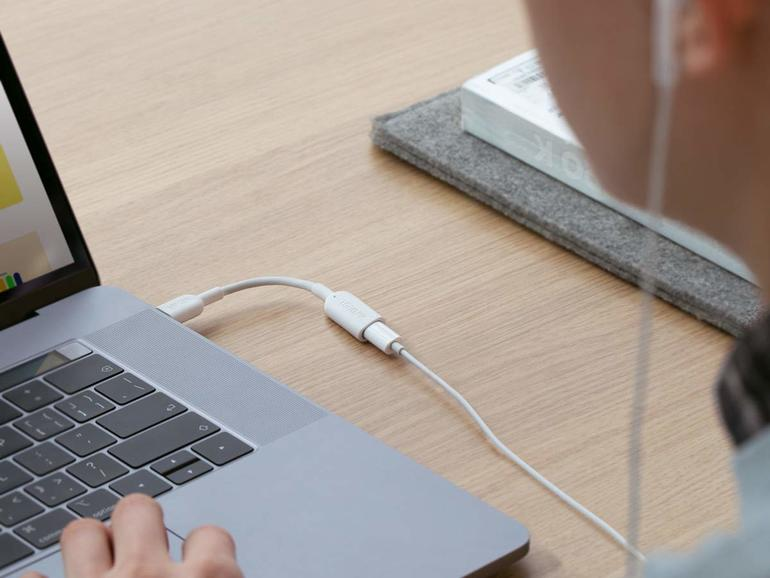 Anker stellt USB-C-auf-Lightning-Adapter für Lightning-Kopfhörer vor