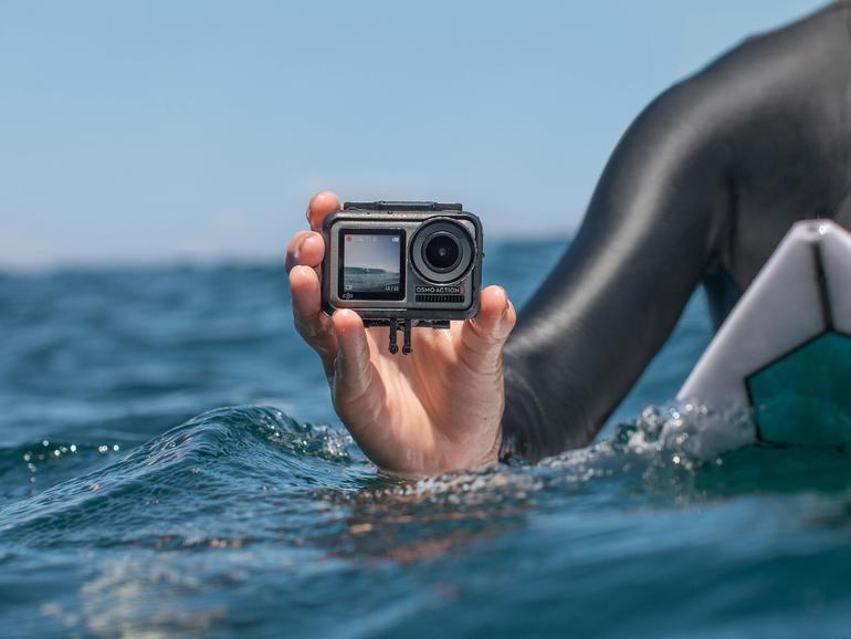Osmo Action: DJI stellt leistungsstarken Konkurrenten für GoPro vor