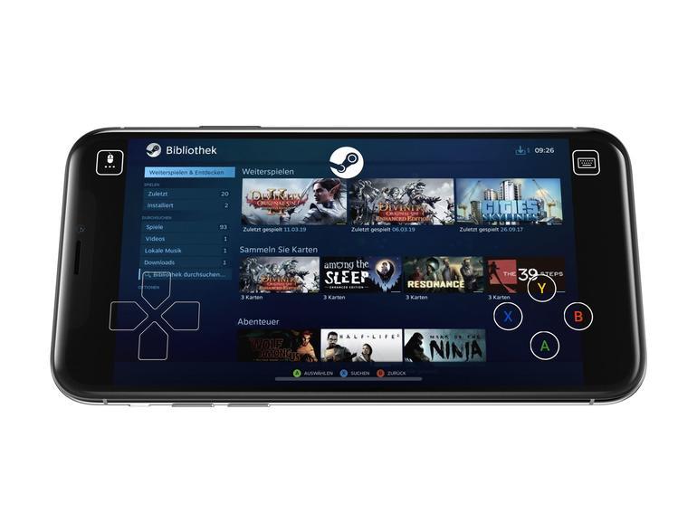 Jetzt doch: Steam Link für iPhone, iPad und Apple TV veröffentlicht
