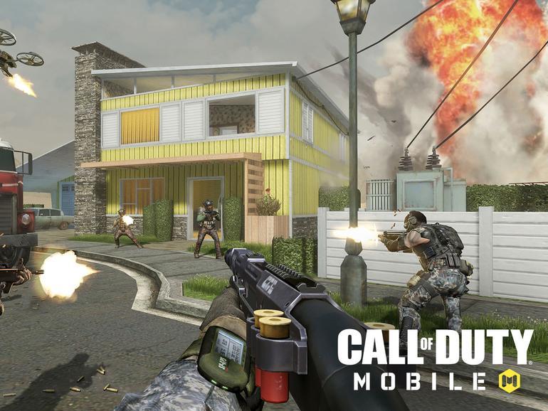 """Call of Duty: Mobile - Beta erscheint """"in Kürze"""" für iOS"""