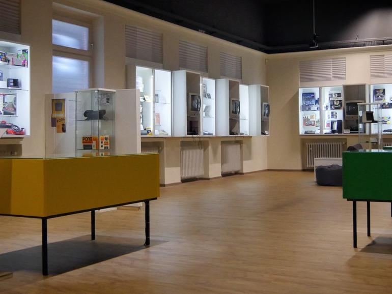 Ausstellung im Binarium