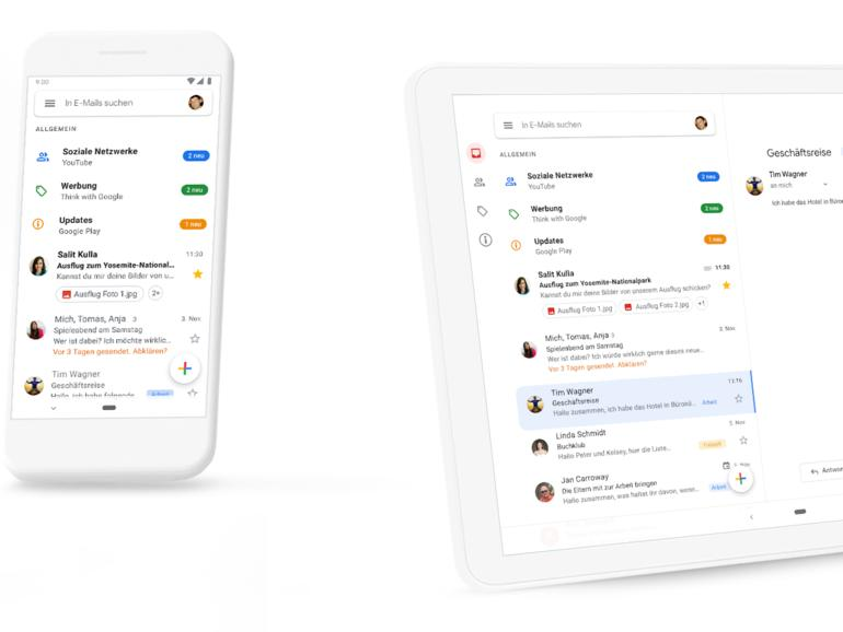 Google trackt Onlineshopping in Gmail